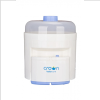 Crown Baby Care Electric Sterilizer 6 Bottles-Steril Botol Bayi