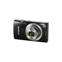 Canon IXUS 185 - 20 MP - 8x Optical Zoom - Hitam