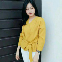 PROMO Samantha blouse top MURAH