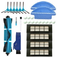 Side Brush Kit For Conga 3090 series Vacuum cleaner Rags Roller Cle TG
