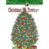 Jual Creative Haven Christmas Trees Coloring Book Jakarta Selatan Pick A Book Store Tokopedia