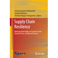 Supply Chain Resilience Reducing Vulnerability