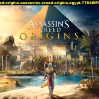 Jual Poster Assassin Creed Origins Assassins Egypt 7764 90x51 Pet Kab Majalengka Juragan Poster Murah Tokopedia