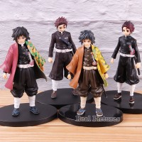 Action Figure Model Kimono Slayer Tanpa Racun