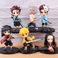 Q Action Figure kamado Slayer Demon Slayer hashibira hashibira