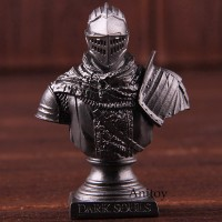 Action Figure Model Dark Souls Knight Bust