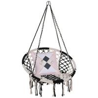 Jual Sport Hammock Chair Hanging Rope Swing Knitted Mesh Rope Kab Magelang Graha Aluminium Tokopedia