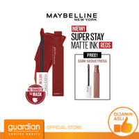 Maybelline SuperStay Matte Ink Reds Ink 285 Gritty thumbnail