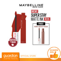 Maybelline SuperStay Matte Ink Reds 305 Unconventional thumbnail