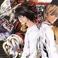 Death Note Anime + MOvie