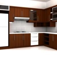 Kitchen Set  (bawah / 5 meter lari)
