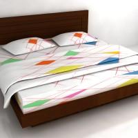 Tempat Tidur Minimalis Queen Size (160 x 200cm)