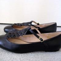 Mary Jane Shoes- Black