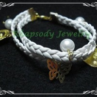 Braid Pearly Coin - White (B-05 White)