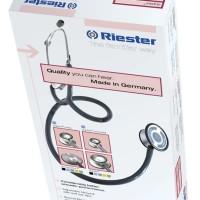 Riester Duplex Adult Stethoscope-Gray