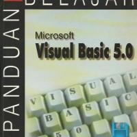 Panduan Belajar Microsoft Visual Basic 5.0