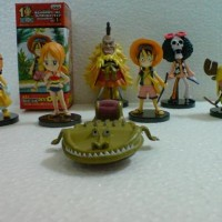 One Piece World Collectible 1 Strong World