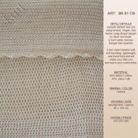 BK-01-CS: Blanket - Cotton Silk