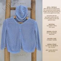 JK-01-R: Jacket - Rayon Cotton