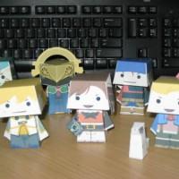 Final Fantasy Crystal  Bearers All