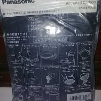 Panasonic Activated Carbon untuk Water Purifier