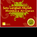 Buku Satu Langkah Mudah Membaca Al-Quran