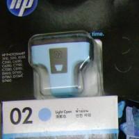 Original cartridge Hp 02 C/M/Y/LC/LM