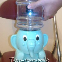Dispenser Gajah Cute