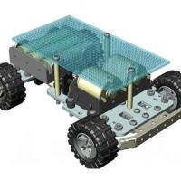 4 Wheel Drive Mobile Platform