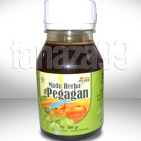 Madu Herba Pegagan 350 gr