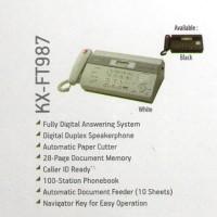 Fax - Panasonic - KX-FT987