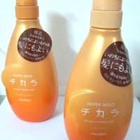 Tsubaki Set Shampoo & Conditioner SUPER MILD