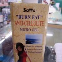 SATTO ANTI CELLULITE MICRO GEL (Penghilang selulit)