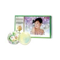 Green care soap