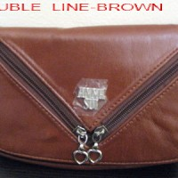 DOUBLE LINE BROWN