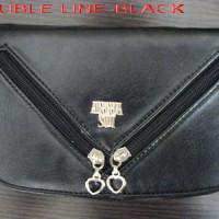 DOUBLE LINE BLACK