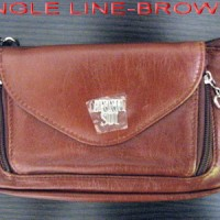 SINGLE LINE BROWN