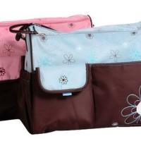 Carter's Diaper Bag - Flower Bag