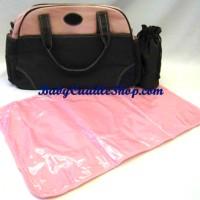 Carter's Diaper Bag - Bowling Bag Pink