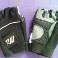 M1 Racing Gloves Half