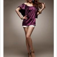 Cute Purple Blouse