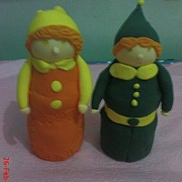 kreasi clay