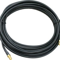 Tplink TL-ANT24EC5SAntenna Ext. Cable, 2.4GHz, 5 Meters Cable Length, RP-SMA Male To Female Connector