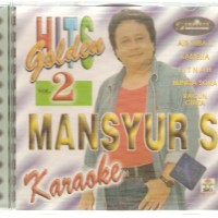 Mansyur S - Golden Hits 2 (Vcd)
