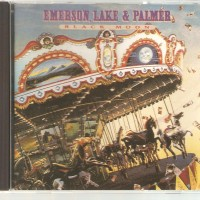 Emerson Lake And Palmer - Black Moon