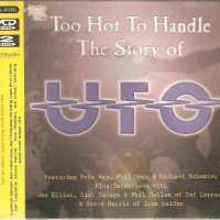 Campuran - Too Hot To Handle - The Story Of Ufo (Vcd)