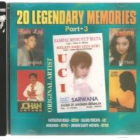 Campuran - 20 Legendary Memories Part 3