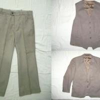 jas, celana, rompi Hepworths, made in rumania (2nd)