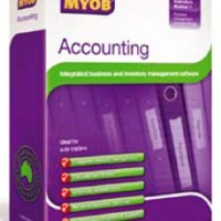 Software MYOB Accounting Ver.17 (Original Singapore)