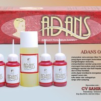 BEST PRODUCT....ADAN'S  HAIR FALL OIL PERAWATA N RAMBUT RONTOK